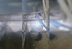 Köy evinde tünel kazan kişiler suçüstü yakalandı