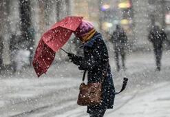 Son dakika... Meteorolojiden flaş uyarı Kuvvetli sağanak ve kar