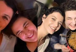 Beren Saatten Esra Dermancıoğlu paylaşımı