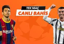 Barcelona-Juventus karşılaşmasında Canlı Bahis heyecanı Misli.comda