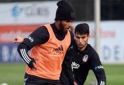 Beşiktaş 2 eksikle hazırlıklarını sürdürdü