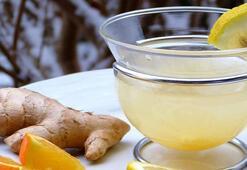 Zencefil, Zerdeçal, Tarçın, Bal, Limon Karışımı Faydaları Nelerdir Bağışıklığınızı Güçlendirin