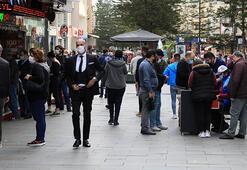 Vaka sayısı 2 kat artan Antalyada kurallara uyulmuyor