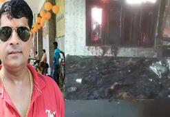Yolsuzlukları yazan muhabir evinde diri diri yakıldı