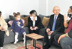 Ayda ve Elif'e ziyaret