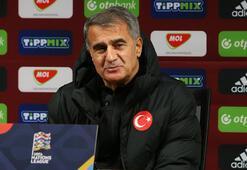 Şenol Güneş: Söz konusu Türkiye ise gerisi teferruat olmalıdır