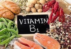 B1 Vitamininin Faydaları Nelerdir B1 Vitamini (Tiamin) Hangi Besinlerde Bulunur