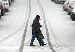 Son dakika... Meteoroloji saat verip uyardı Kar için uyarı geldi