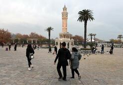 Son dakika... Korona tedbirleri işe yaradı İzmirde yüzde 25lik düşüş var