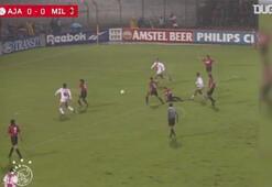 Bir göz atalım | Ajaxın İtalyan rakiplerine attığı klasik goller