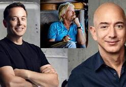 Bezos, Musk ve Branson'a 'uzay yarışında' vergi indirimi