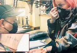Madonna'nın ilk dövmesi