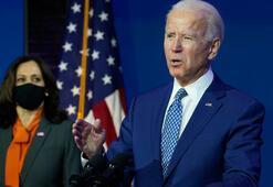 Son dakika: ABDde seçimler resmileşti Kazanan Biden...