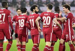Salah rekor kırdı ama Liverpool takıldı