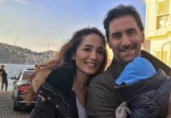 Bekir Aksoydan mutlu aile pozu