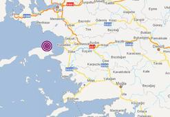 Son dakika   Az önce deprem mi oldu Türkiyede en son nerede kaç şiddetinde deprem oldu