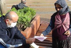 Maskesiz yakalanan hamile dilenci kadın: 50 tane ceza yazıldı ödemedim, ödemem