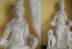 Ana tanrıça heykeli Kybele, 60 yıl sonra Türkiyeye dönüyor