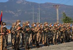 Son dakika... Komandolar yola çıktı İstikamet Suriye...