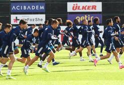 Fenerbahçede Kemal Ademi saha çalışmalarına başladı