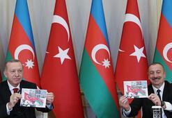 Son dakika... Türkiye ve Azerbaycan arasında anlaşmalar İmzalar atıldı