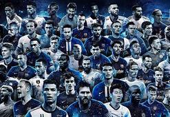 FIFA FIFPro Yılın 11i adayları açıklandı