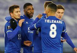 Leicester City - AEK: 2-0 | Cengiz Ünderin gecesi
