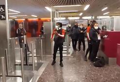 Son dakika - Sivasspor havalimanında mahsur kaldı İsrail yetkilileri her türlü zorluğu çıkartıyor