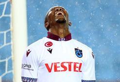 Son dakika - Trabzonsporda Nwakaeme kadroda yer almadı