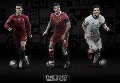 FIFA En İyiler Ödüllerinin finalistleri açıklandı Messi, Ronaldo...