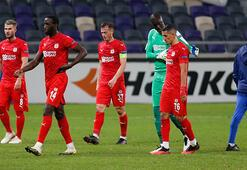 Son dakika - Türk takımları Avrupada dibi gördü Devler Ligi bileti kaçtı...