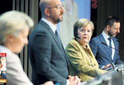 Zirvede sağduyuyu Merkel korudu...