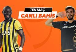 Fenerbahçe - Yeni Malatyaspor maçı Tek Maç ve Canlı Bahis seçenekleriyle Misli.com'da