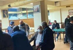 Kıraathanelere şok baskın: 59 kişiye 187 bin 620 lira para ceza