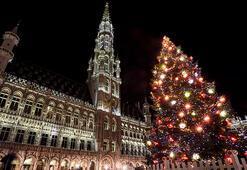 Brükselde yeni yıl hazırlıkları
