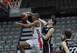 Bahçeşehir Koleji: 76 - Beşiktaş: 86