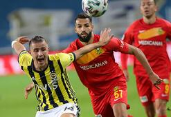 Fenerbahçe - Yeni Malatyaspor: 0-3