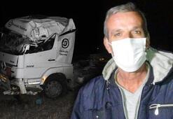 Akılalmaz olay Çalınan atık kamyonu böyle bulundu