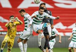 Bursaspor - Yılport Samsunspor: 3-0