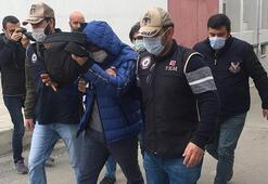 Savaş uçağı pilotu FETÖ'den tutuklandı
