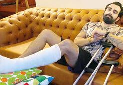 Gökhan Türkmen: Spor yapmayı özledim