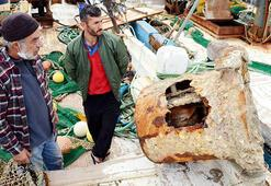 Bodrumda balıkçı ağlarına takıldı Tam 200 kilo...