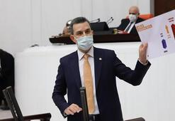 Milletvekili Esginden, TBMMde CHP ve HDPlilere sert tepki