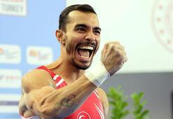Son dakika - Avrupa Artistik Cimnastik Şampiyonasında Ferhat Arıcandan altın madalya
