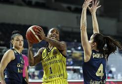 Fenerbahçe Öznur Kablo - İzmit Belediyespor: 101-64