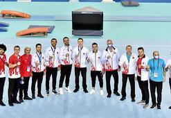 Milli cimnastikçiler, Avrupa Şampiyonasında 8 madalya kazandı