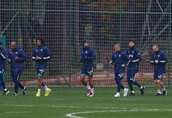 Fenerbahçede Karacabey Belediyespor hazırlığı