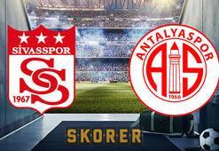 Sivasspor - Antalyaspor maçı ne zaman, saat kaçta Sivasspor - Antalyaspor maçı hangi kanalda