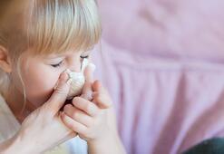 Çocuklarda belirtileri koronavirüs ile karışan kış hastalıklarına dikkat