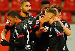 Bundesliganın yeni lideri Bayer Leverkusen